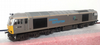 HORNBY R3479 TTCA EWS Class 60 60066 ' DRAX ' DCC READY (Not Fitted) - Weathered
